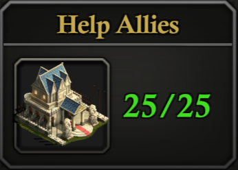Daily Activity Points - Help Allies.