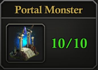 Daily Activity Points - Portal Monster.